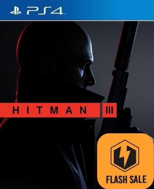 HITMAN 3 Standard Edition PS4 PRE ORDEN Flash Sale | PS3 Digital Chile | Venta de juegos ...